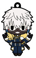 main photo of D4 Touken Ranbu Online Rubber Strap Collection Vol.1: Nakigitsune