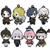 photo of D4 Touken Ranbu Online Rubber Strap Collection Vol.1: Horikawa Kunihiro