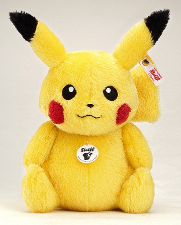 main photo of Pikachu