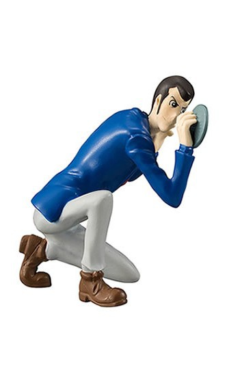 main photo of Lupin III Desktop Collection: Lupin the 3rd