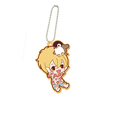 main photo of Free! Pajama Rubber Charms: Hazuki Nagisa
