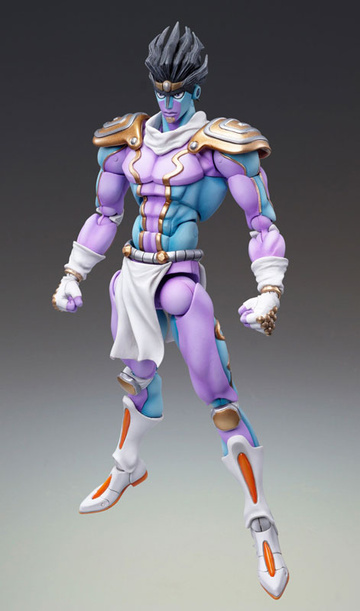 main photo of Super Action Statue Star Platinum Part.IV Ver. Hirohiko Araki Specified Color