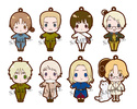 photo of es Series Rubber Strap Collection Hetalia Part 1 Renewal ver.: America