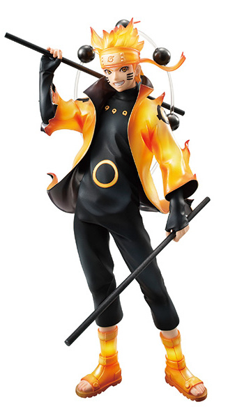 main photo of G.E.M. Series Uzumaki Naruto Rikudou Sennin Moodo Ver.