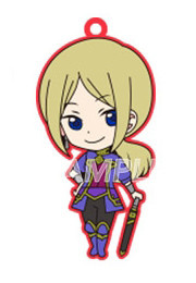 main photo of Akagami no Shirayukihime Trading Rubber Strap: Kiki