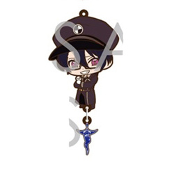 main photo of Diabolik Lovers Trading Rubber Strap Vol.3: Sakamaki Reiji