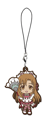 main photo of Ichiban Kuji Sword Art Online ~Maid World~: Asuna Rubber Strap
