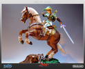 photo of Twilight Princess Master Arts Link on Epona