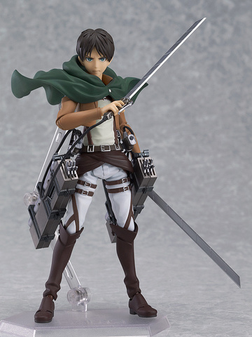 main photo of figma Eren Yaeger