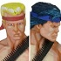"7"" Action Figure CONTRA Bill Rizer and Lance Bean 2-Pack"