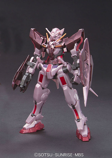 main photo of HG00 GN-001 Gundam Exia Trans-Am Mode Gloss Injection Ver.