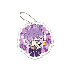 main photo of Diabolik Lovers More, Blood Trading Mirror Charm: Sakamaki Kanato