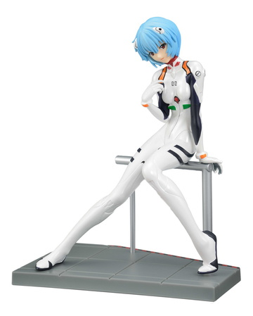 main photo of Evangelion Shin Gekijouban PM Figure Vol.6 Ayanami Rei