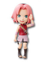 main photo of Ichiban Kuji Naruto Shippuuden World Collectable Figure: Haruno Sakura