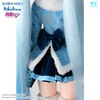 photo of Dollfie Dream Fluffy Coat Outfit Set