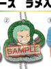 photo of ONE PIECE Glittery Acrylic Charm Collection -Gochisou Hen-: Zoro