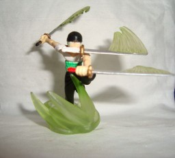 main photo of The One Piece Battle Part 02: Zoro Roronoa
