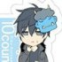 Ten Count Acrylic Keychain Collection: Riku Kurose A
