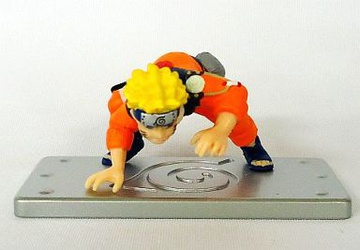 main photo of Naruto Ningyo Collection 3: Naruto Uzumaki