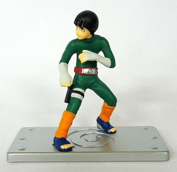 main photo of Naruto Ningyo Collection 3: Rock Lee