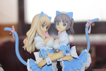 E2 Original Cat Eared Maid Blue ver.