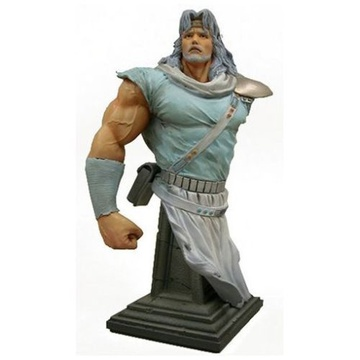 main photo of Hokuto Shinken Bust Figure Collection Toki