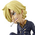 One Piece World Collectable Figure -FIGHT!!-: Sanji