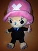 photo of One Piece Chopper as Sanji Plush