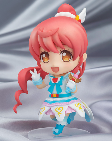 main photo of Nendoroid Co-de Shiratama Mikan Silky Heart Cyalume Co-de Ver.