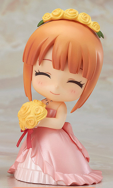 main photo of Nendoroid More: Dress-Up Wedding: Marriage type Happiness Pink