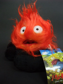 main photo of Calcifer Plush Strap
