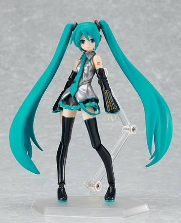 main photo of figma Hatsune Miku Support ver.