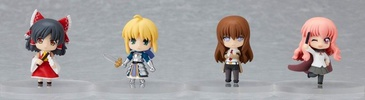 photo of Nendoroid PLUS Nendoroid Generation Charm: Makise Kurisu