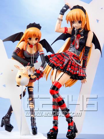 41d066f3b ORI x Gathering Gothic Dress Devil Girl Set - My Anime Shelf