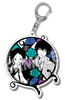 photo of Bungou Stray Dogs Acrylic Big Keychain: Dazai & Akutagawa