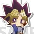 Yu-Gi-Oh! THE DARK SIDE OF DIMENSIONS YuraYura Clip Collection: Yugi Mutou