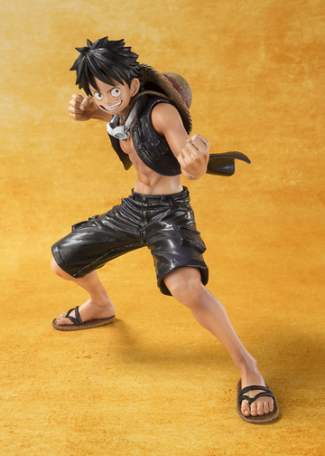 main photo of Figuarts ZERO Monkey D. Luffy -ONE PIECE FILM GOLD Ver.-