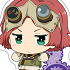 Kabaneri of the Iron Fortress Petitkko Trading Acrylic Strap: Yukina