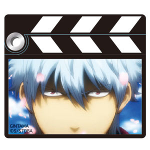 main photo of Gintama Rubber Kachinko Collection Part. 2: Sakata Gintoki