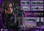 photo of Video Game Masterpiece Leon S. Kennedy