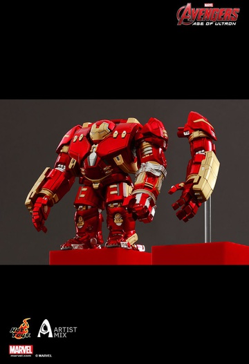 main photo of Artist Mix Collection Hulkbuster Jackhammer Arm Ver.