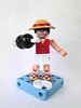 photo of One Piece DeQue Figure Series 2: Luffy