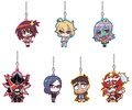 photo of Space Patrol Luluco Trading Rubber Straps: Keiji