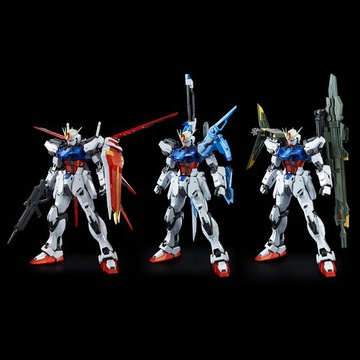 main photo of MG GAT-X105 Strike Gundam Remaster Ver. Special Coating Ver.