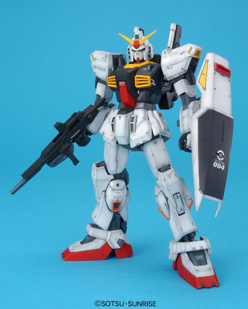 main photo of MG RX-178 Gundam Mk-II AEUG Colors Ver. Ver. 2.0