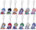 photo of KING OF PRISM Rubber Strap Charapre ver. : Leo Saionji
