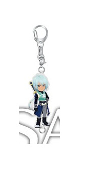main photo of Tales of Series Trading Acrylic Keychain vol.1: Veigue Lungberg