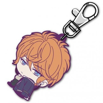 main photo of Diabolik Lovers More,Blood Bocchi-kun Rubber Keychain: Sakamaki Shuu