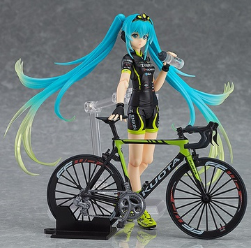 main photo of figma Racing Miku 2015 TeamUKYO Support Ver.