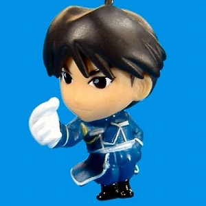main photo of Hagane no Renkinjutsushi Docodemo Swing: Roy Mustang
